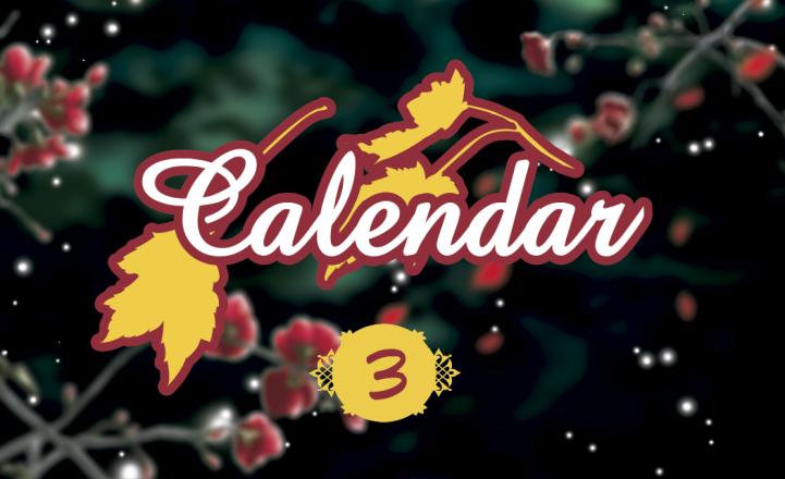 Calendar - Titulo